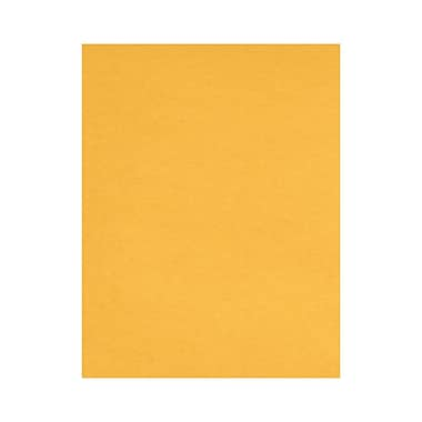 LUX 8 1/2 x 11 Paper, Bright Gold, 1000/Box (81211-P-16-1000)
