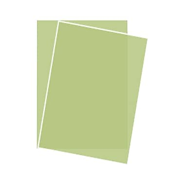 Lux Paper 8.5 x 11 inch Leaf Translucent 1000/Pack