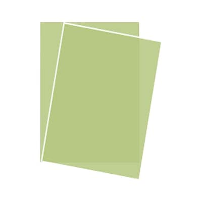 Lux Paper 8.5 x 11 inch 30 lbs. Leaf Translucent 500/Pack