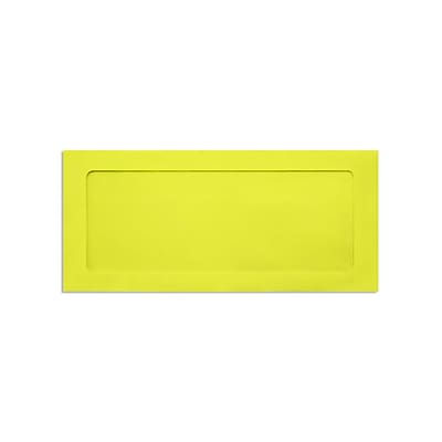 Lux Full Face Envelopes, Citrus 4.12 x 9.5 inch 1000/Pack