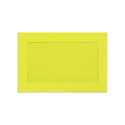 Lux Full Face Window Envelopes, Citrus 6 x 9 inch 1000/Pack