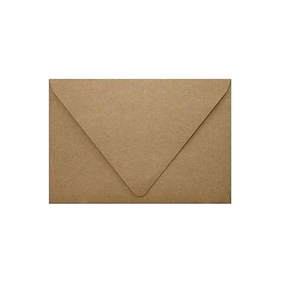 Lux Contour Flap Envelope, 4.25 x 6.25 inch 50/Pack