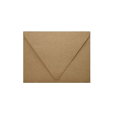Lux Contour Flap Envelopes, 4.37 x 5.75 inch 250/Pack