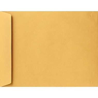 LUX 13 x 19 Jumbo Envelopes 50/Box, 28lb. Brown Kraft (22663-50)