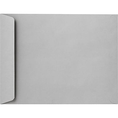 Lux Jumbo Envelopes 13 x 19 inch Gray Kraft 250/Pack