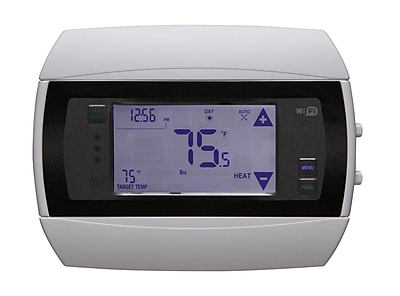 Radio Thermostat 7-Day Wi-Fi Module Programmable Thermostat