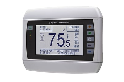 Radio Thermostat Wi-Fi Smart Thermostat