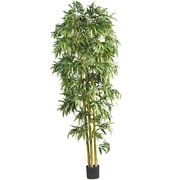 Nearly Natural 5192 Bamboo Tree 8-feet