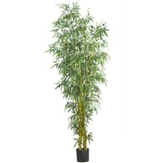 Nearly Natural 5195 Bamboo Silk Tree 8-feet