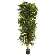 Nearly Natural 5406 Phoenix Palm Tree 90 x 34-inch Green