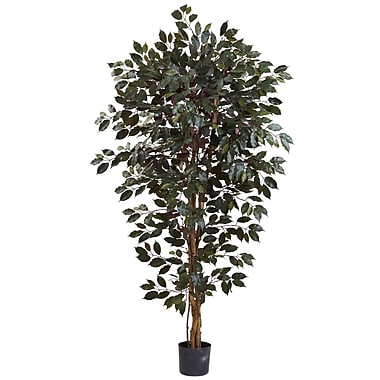 Nearly Natural 5436 Ficus Tree, 72 x 42 inch