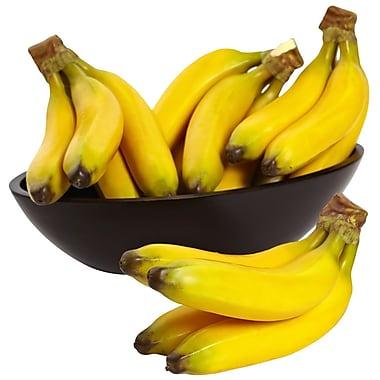 Nearly Natural 2191-S4 Banana Bunch Yellow