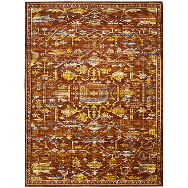 Barclay Butera Moroccan Paprika Area Rug; Rectangle 5'3'' x 7'5''
