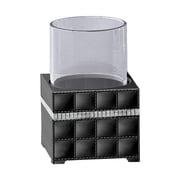 NU Steel Giraffe Tumbler Holder; Black