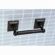 Kingston Brass Millennium Wall Mounted Toilet Paper Holder; Oil Rubbed Bronze