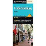 Universal Map Fredericksburg Fold Map