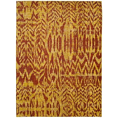 Barclay Butera Moroccan Paprika Area Rug; 5'3'' x 7'5''