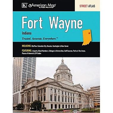 Universal Map Fort Wayne Indiana Atlas