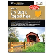 Universal Map Ohio State and City and Regional Map