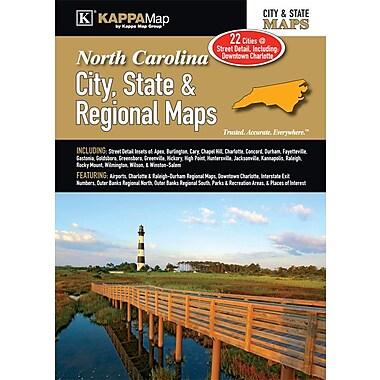Universal Map North Carolina Staten Map