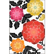 PTM Images Colorful Flowers Graphic Art
