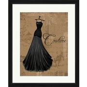 PTM Images Couture Framed Graphic Art