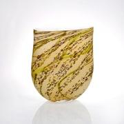 Viz Glass Natural Vase