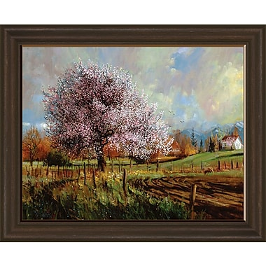 PTM Images Spring Blossoms Framed Painting Print