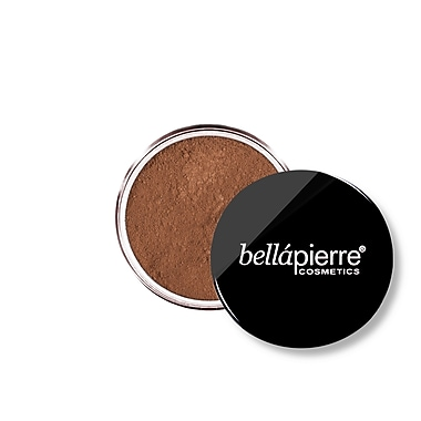 Bellapierre Loose Mineral Foundation Double Cocoa