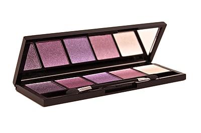 Bellapierre 5 Color Pressed Eye Shadow Purple Rain