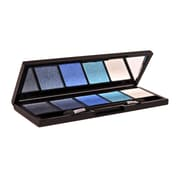 Bellapierre 5 Color Pressed Eye Shadow Blue Skies
