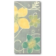 Courtside Market Tropical Whimsy II Graphic Art on Wrapped Canvas