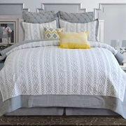 Nostalgia Home Piper Quilt; King