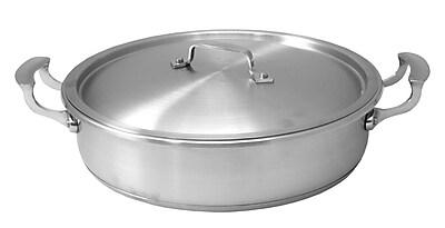 Bon Chef Cucina Soup Pot w/ Lid; 6-qt. WYF078277575299