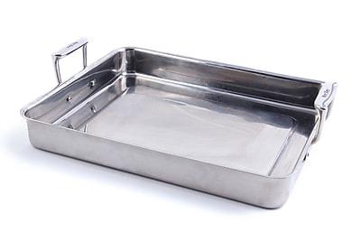 Bon Chef Cucina Food Pan w/ Handles; 2.25'' H x 14.63'' W x 11.88'' D