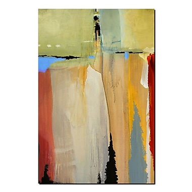 Ready2hangart Abstract Painting Print on Canvas