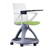 MiEN 18'' Plastic Tablet Arm Chair
