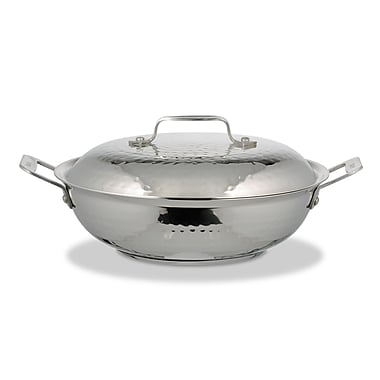 Bon Chef Cucina Round Braiser w/ Lid; 2-qt.