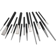 Dynamic Tools 16 Piece Punch And Chisel Set