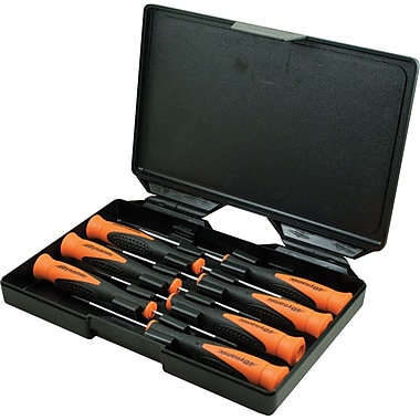 Dynamic Tools 7 Piece Precision Screwdriver Set, Slotted & Phillips®