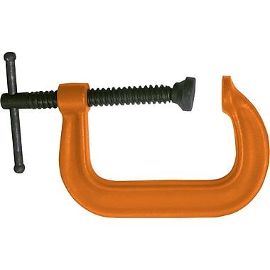 Dynamic Tools – Serre-joint en C forgé de 4 po, capacité de 0 à 4 po