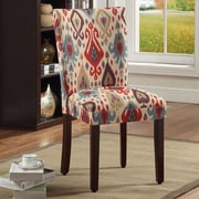 HomePop Deluxe Parsons Chair (Set of 2)