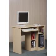 Mylex Student Computer Desk; Maple