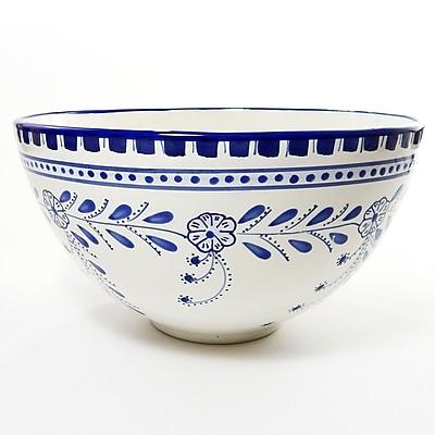 Le Souk Ceramique Azoura Design Salad Bowl