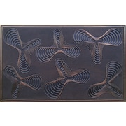 A1 Home Collections LLC Pin Doormat