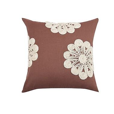 A1 Home Collections LLC Potpourri Dori Cotton Throw Pillow