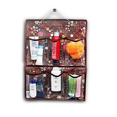 Bonita Accessory Hanging Organizer; 21'' H x 16.2'' W x 0.2'' D