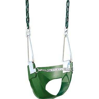 Creative Playthings Belted Toddler Swing w/ Chain