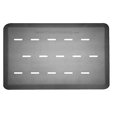 Smart Step® Supreme Pro Polyurethane Slotted Anti-Fatigue Mat, 36