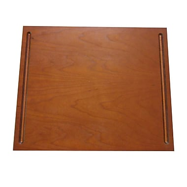 Quagga Designs qd-box™ Top Panel for 1 qd-box™, Cherry Stain